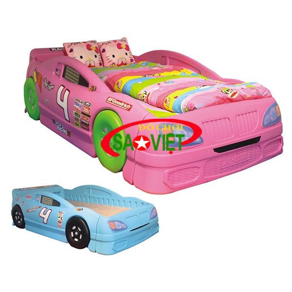giường ngủ trẻ em hình oto