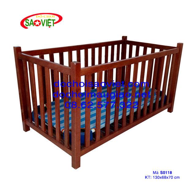 Giường Ngủ Cũi Trẻ Sơ Sinh