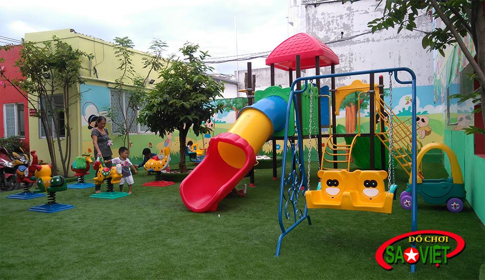 Thiết Bị Mầm Non Và Thiết Bị Sân Chơi Tại Bình Thuận