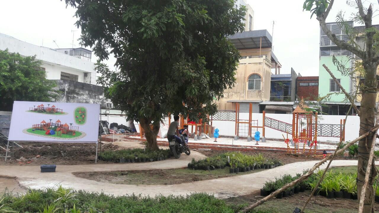 Thiết Bị Mầm Non Và Thiết Bị Sân Chơi Tại Bình Định