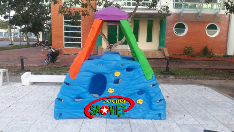 Lắp đặt thiết bị sân chơi mầm non tại Ninh Bình