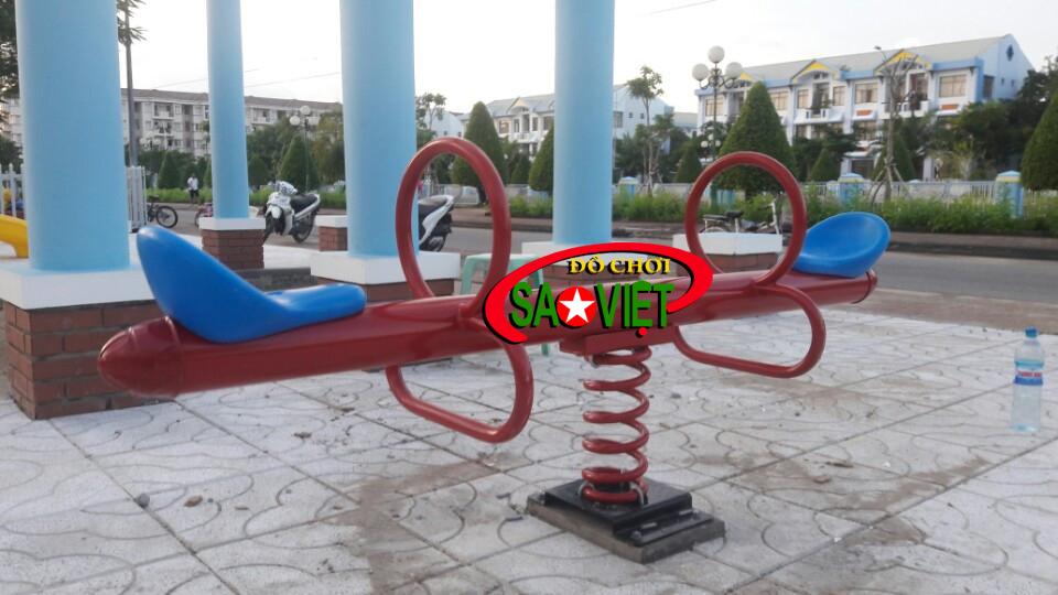 Cung cấp thiết bị sân chơi mầm non tại Ninh Thuận