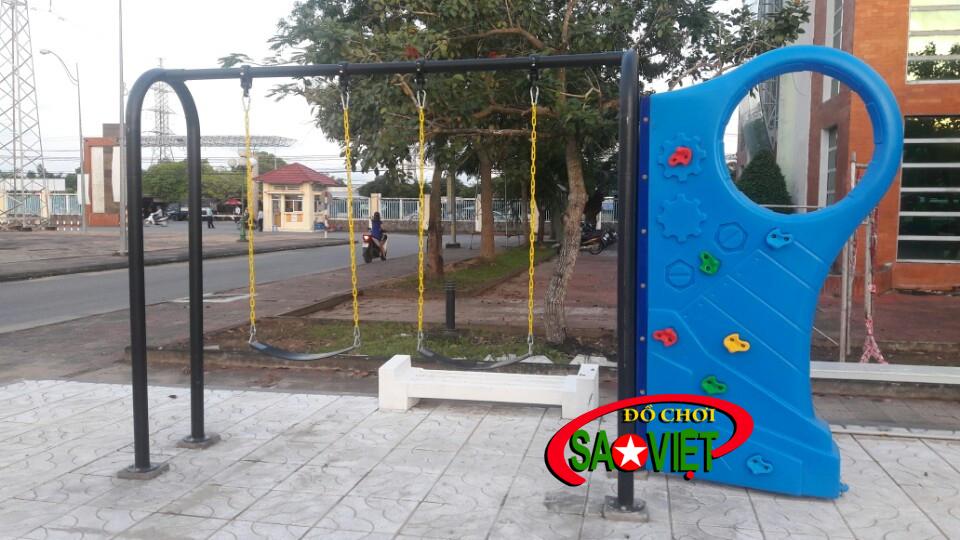 Phân phối thiết bị sân chơi mầm non tại Phú Thọ