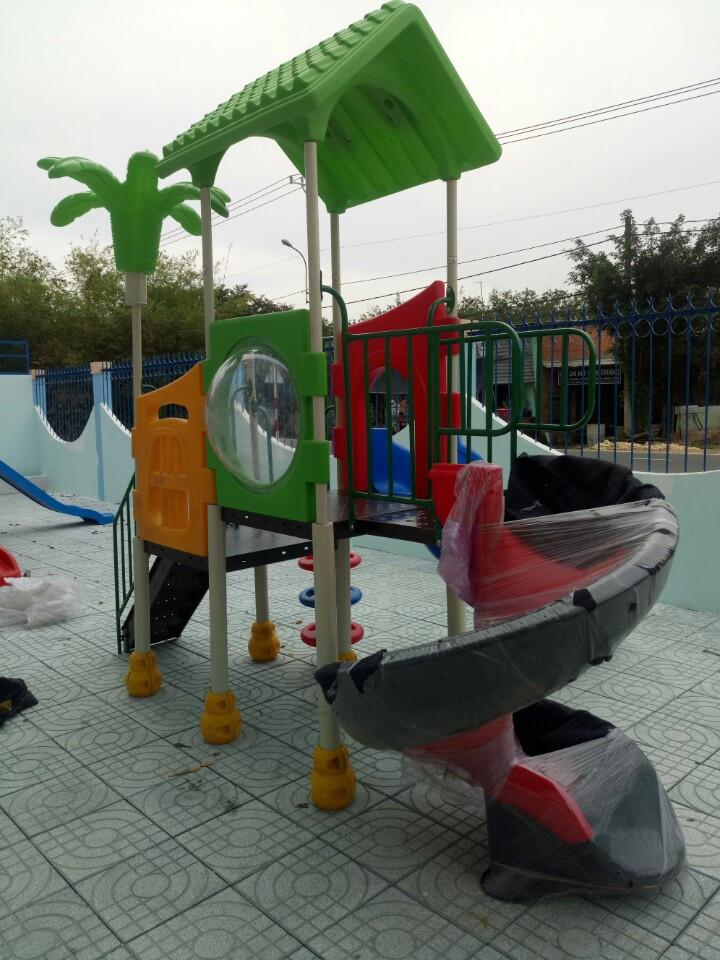 Phân phối thiết bị sân chơi mầm non tại Quảng Bình