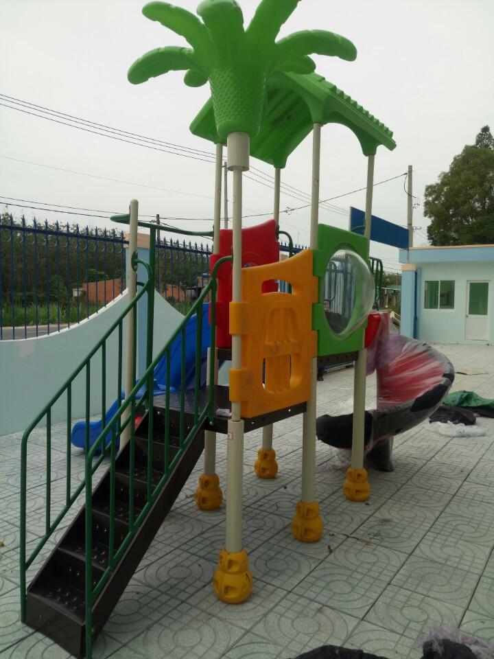 Cung cấp thiết bị sân chơi mầm non tại Quảng Ninh