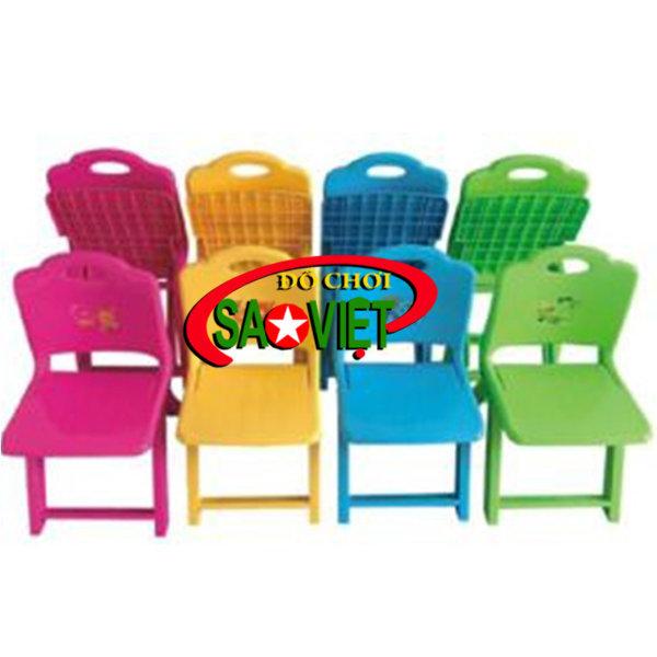 bàn ghế mầm non nhập khẩu nhựa PP
