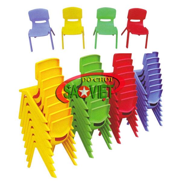 ghế giáo viên mầm non