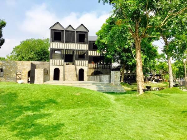 Khám phá phim trường Long Island - Lâu đài châu u đẹp nhất Sài Gòn
