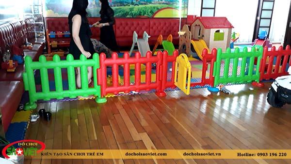 Trường nghỉ học phòng chống dịch corona, HDBank mở khu vui chơi vườn trẻ đón con nhân viên