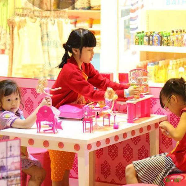 Khám phá khu vui chơi Tini World hiện đại bậc nhất Việt Nam
