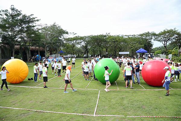 Khu vui chơi khu du lịch BCR - địa điểm dã ngoại lý tưởng tại quận 9 Tp.HCM