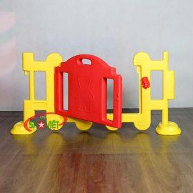 hàng rào nhựa trẻ em loại nhỏ s08n05 4