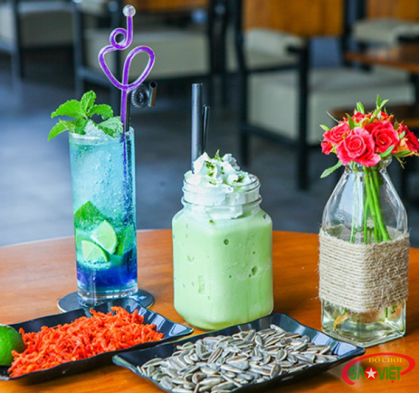 The Greens Coffee Lounge quán cà phê cho mẹ và bé rộng nhất Sài Gòn
