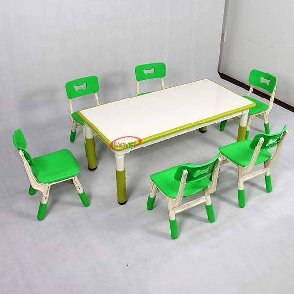 bàn ghế trẻ em cao cấp s013nl