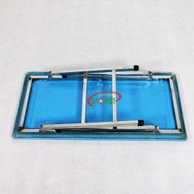 bàn mặt nhựa composite chân inox S012VC2