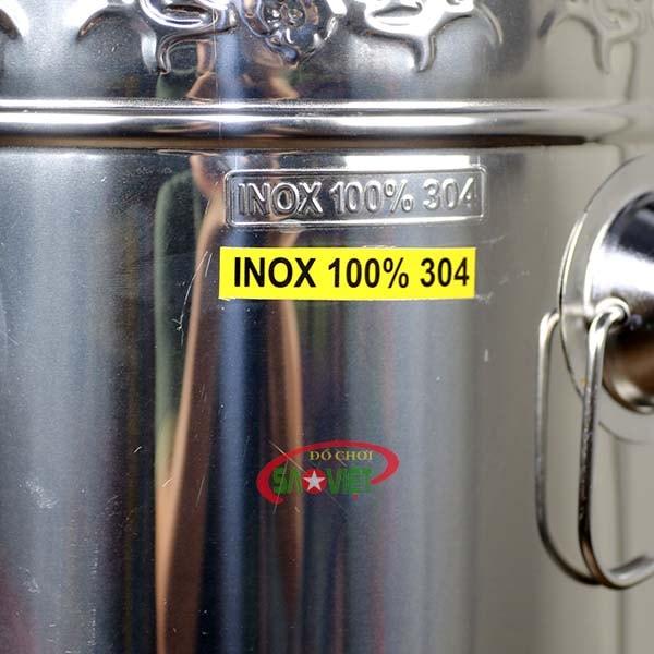 bình đựng nước inox 20 lít có voi MN561010