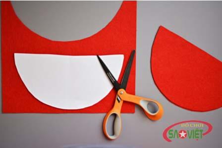 cách làm túi xách bằng vải nỉ 2