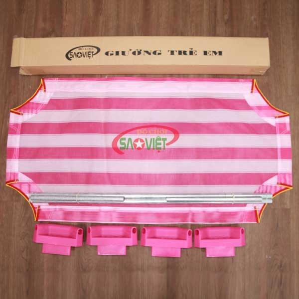 cách lắp ráp giường lưới cho bé pepsi s011vea 1
