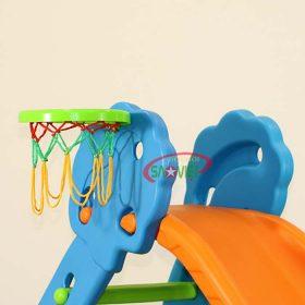 cầu trượt mini bóng rổ gấp gọn cho bé S03NM001C