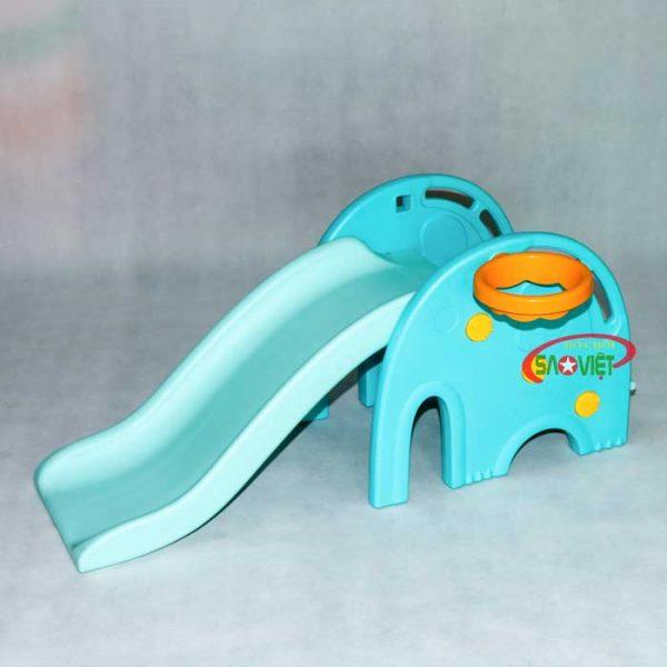 cầu trượt mini con voi s03nm014 2