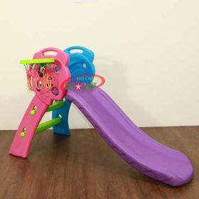 cầu trượt trẻ em mini gấp gọn s03nm001d