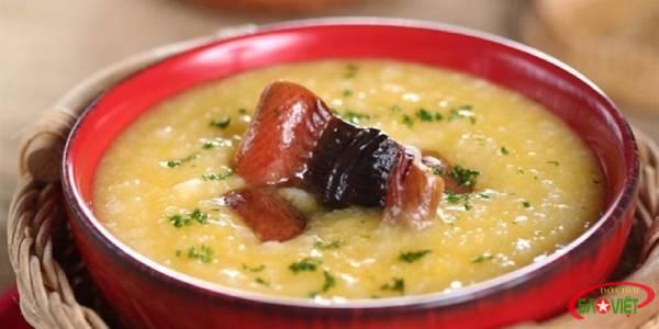 4 công thức nấu món cháo lươn cho bé thơm ngon, giàu dinh dưỡng