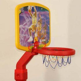 lưới cột ném bóng rổ cho bé