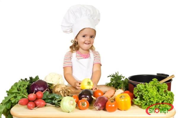 Cách xây dựng chế độ dinh dưỡng cho trẻ mầm non khoa học