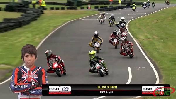 Đua xe mô tô - bộ môn thể thao dành cho trẻ thích mạo hiểm
