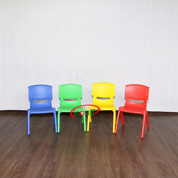 ghế nhựa đúc mầm non mẫu giáo