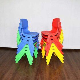 ghế nhựa đúc mầm non