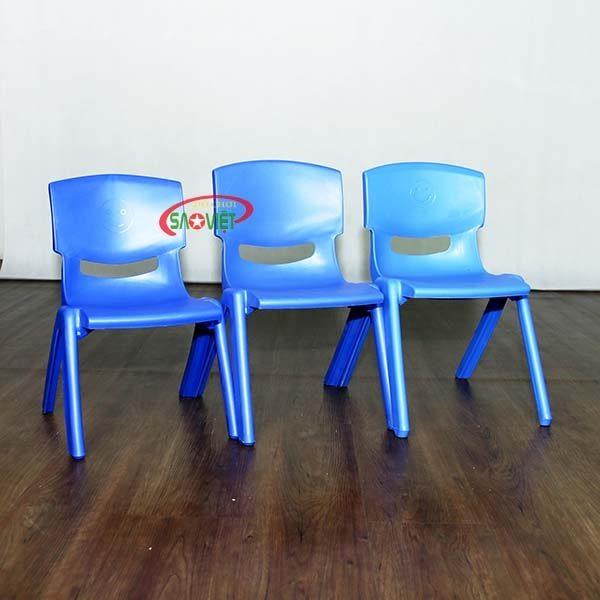 ghế nhựa mầm non nhập khẩu S012NA3 3