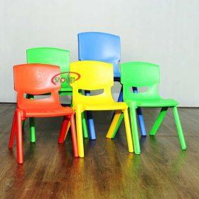 ghế nhựa mầm non nhập khẩu S012NA3