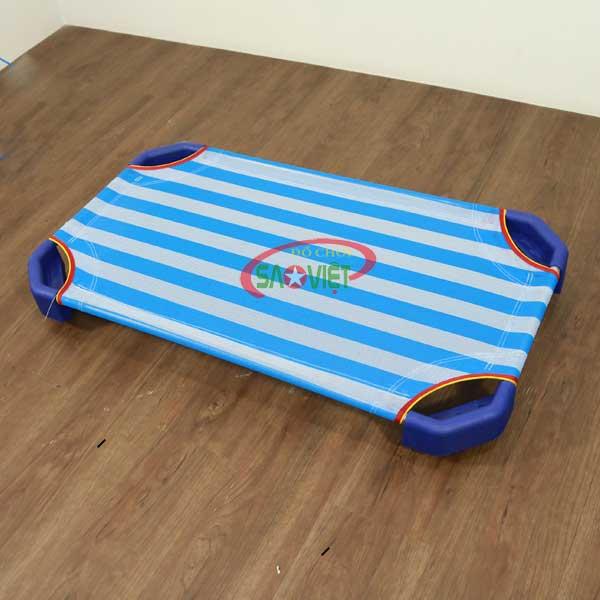 giường lưới cho bé Tiger s011var