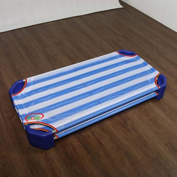 giường lưới mầm non s011vdb
