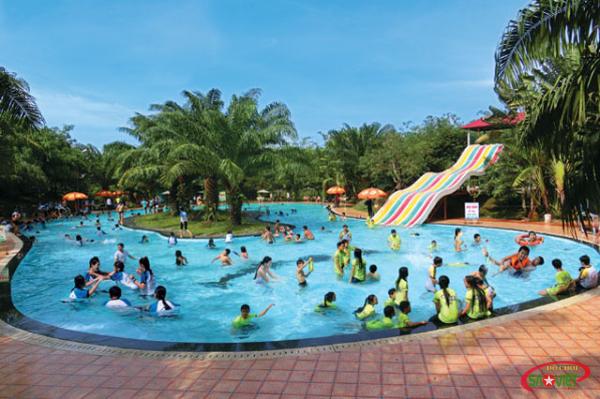 Review kinh nghiệm đi Khu du lịch Vườn Xoài Đồng Nai