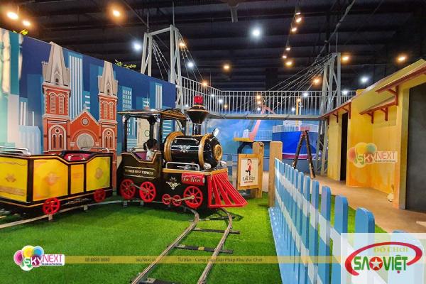 Review Bảo tàng trẻ em SkyKids - Long Khánh, Đồng Nai