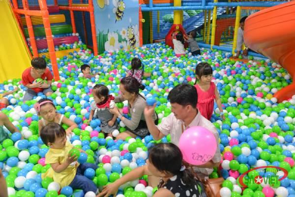 Tổng hợp những khu vui chơi cho bé nổi tiếng tại TP.HCM