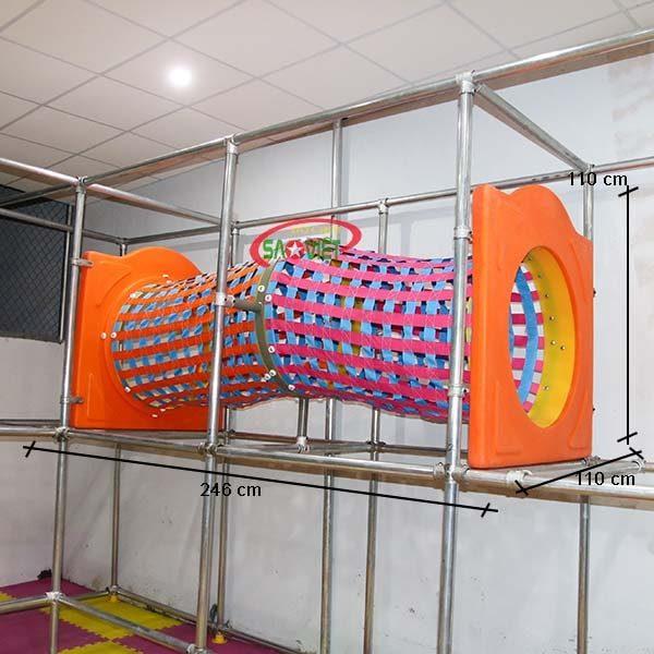 kích thước ống chui lưới 2 ô nhà liên hoàn NL04907A