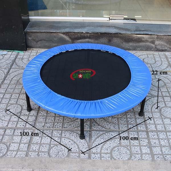 kích thước Sàn nhún lò xo mini S16N10A