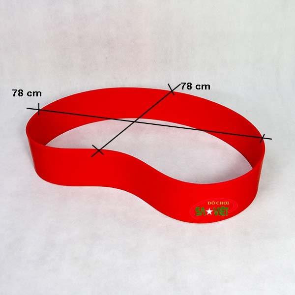 kích thước vòng tròn nhựa vách chui nl04916
