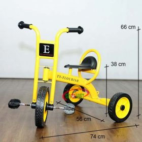 kích thước xe đạp 3 bánh cho bé mầm non S19N42