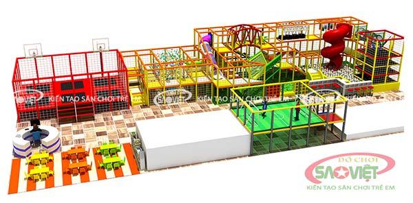 kinh nghiệm đầu tư khu vui chơi trẻ em ở Việt Nam 2