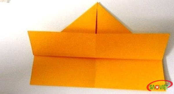 cách làm đồ chơi bằng giấy gấp thuyền