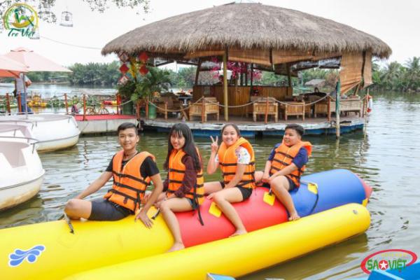 Làng Du Lịch Sinh Thái Tre Việt Đồng Nai - điểm đến cuối tuần cho cả gia đình