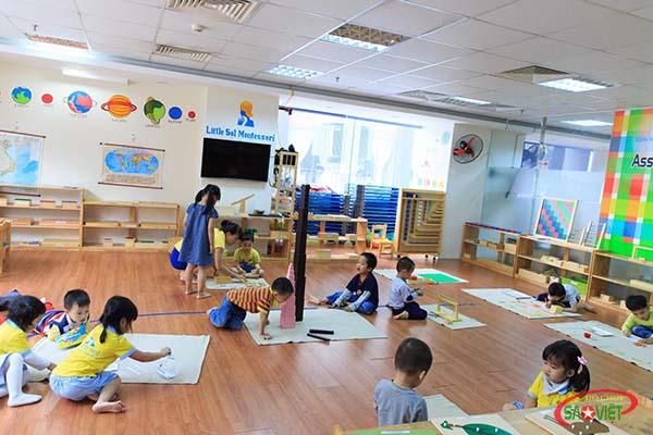mầm non little sol montessori preschool hà nội