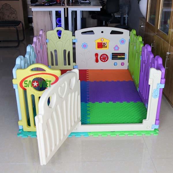 nhà banh cho bé sơ sinh s08n17 3