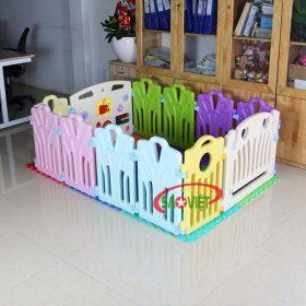 nhà banh cho bé sơ sinh s08n17 4