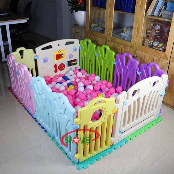 nhà banh cho bé sơ sinh s08n17
