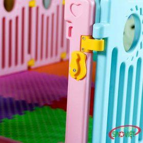 nhà bóng mini cho trẻ em s08n07 2
